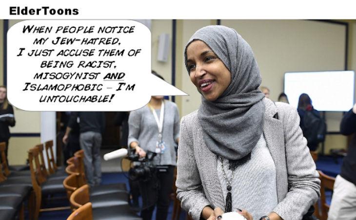 États-Unis: la Chambre des représentants condamne les discours de «haine», provoqués par les propos antisémites de l'élue islamiste Ilhan Omar