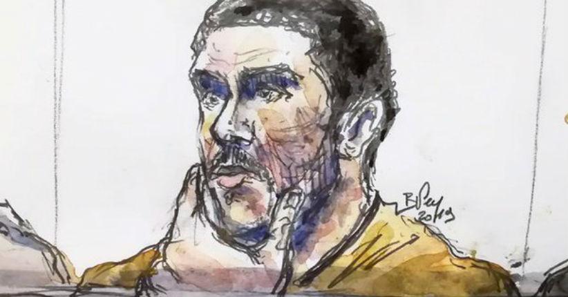 Attentat du musée juif : le terroriste islamiste Mehdi Nemmouche condamné à la perpétuité