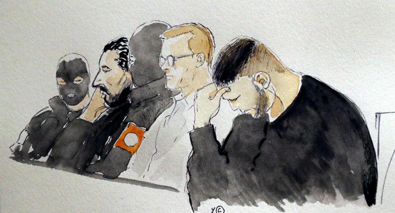 Musée juif de Bruxelles : la prison à vie requise contre le terroriste Mehdi Nemmouche reconnue coupable de l'assassinat de quatre personne lors de l'attentat