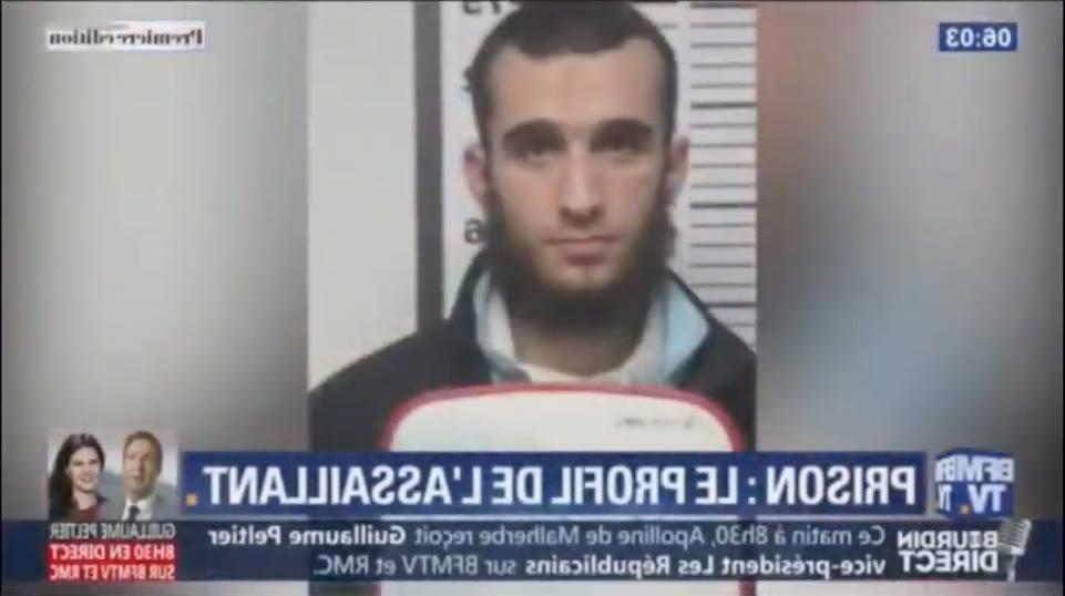 Le terroriste islamiste, fan d'Hitler, abattu dans la prison, était détenu pour avoir torturé à mort un survivant de la Shoah