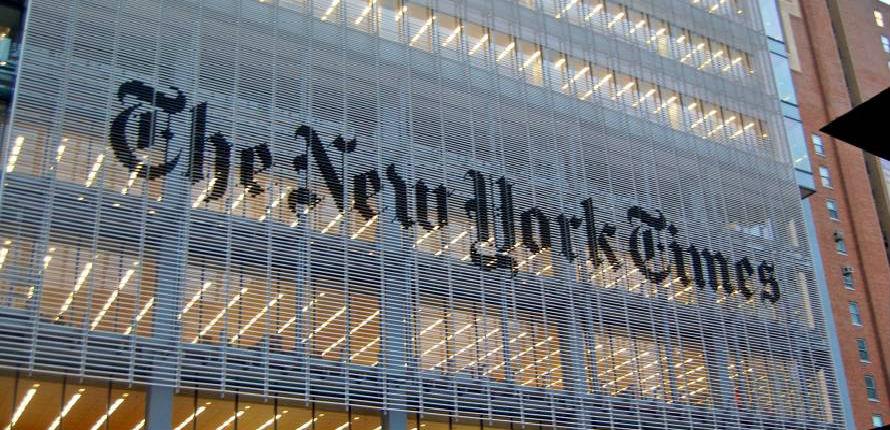 Le rabbin Haskel Lookstein «Le New York Times n'a plus sa place dans nos foyers» après la publication de caricatures antisémites