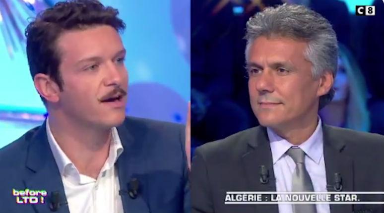 Pierre Liscia victime d'une vague de menaces après une confrontation avec Rachid Nekkaz «chien», «juifs», «sale Français», «Entre dans l'islam, sinon tu le regretteras»