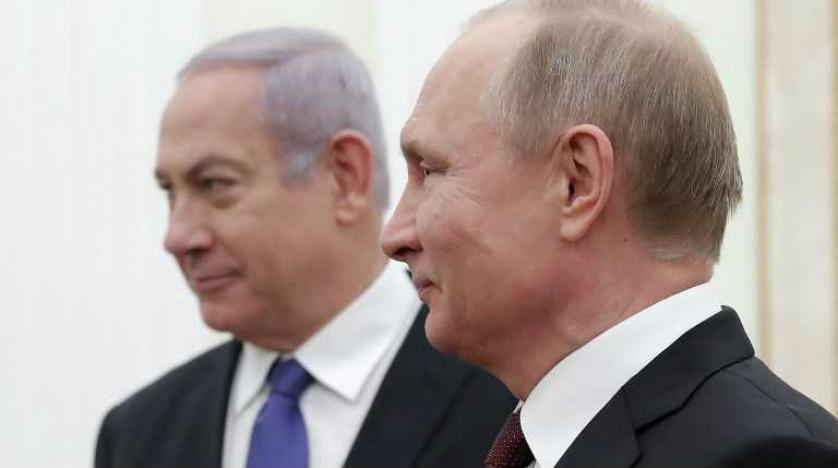 Poutine promet à Netanyahu d'arrêter la livraison de la «S-300» au régime syrien qui s'est rapproché de l'Iran