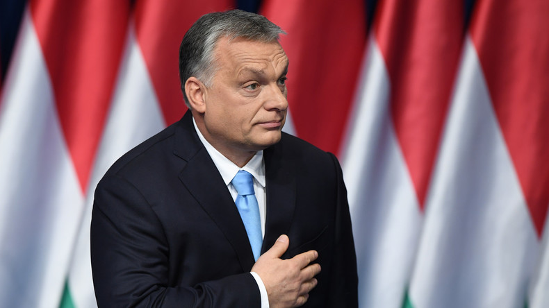 Orban répond à la tribune de Macron «Si on nous laisse tranquilles et qu'on ne nous contraint pas à l'islamisation, l'Europe pourra continuer à exister en tant que club des nations libres»