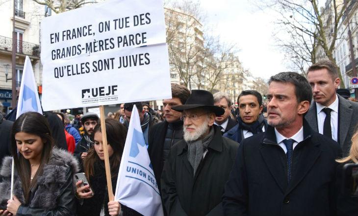 La haine du juif se trouve dans les fondements de l'Islam «La prière, Fatiha, estun appel indirect à la haine antijuiveet antichrétienne»
