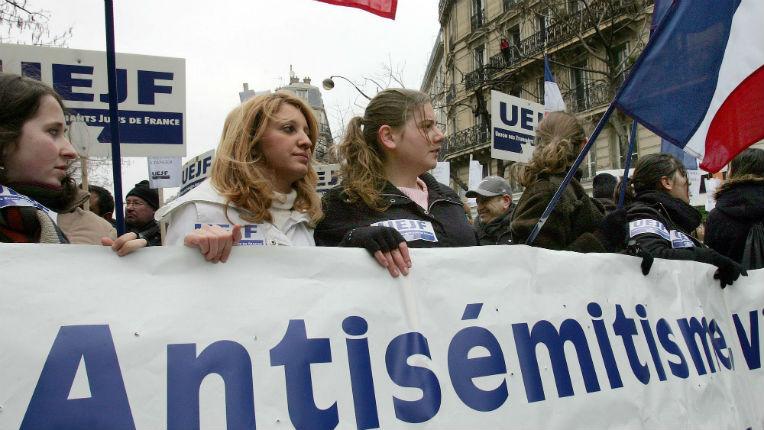 Antisémitisme : 89% des étudiants juifs de France déclarent avoir subi un acte antisémite