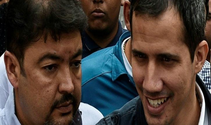 Venezuela: arrestation du bras droit de Juan Guaido, par les services de renseignement