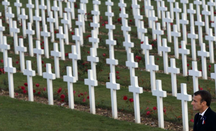 France : La bataille de Verdun disparait des programmes d'histoire du lycée