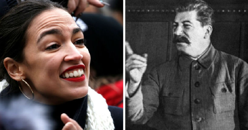Les Démocrates américains, disciples de Joseph Staline