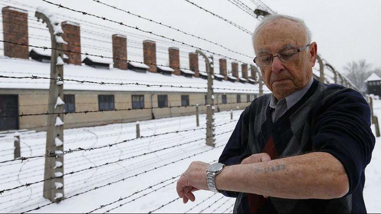 En Israël, des rescapés de la Shoah s'inquiètent pour les juifs de France