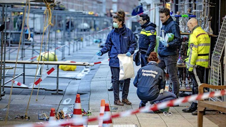 [Vidéo] Attaque antisémite : Un père et son fil poignardés par un musulman radicalisé à Amsterdam