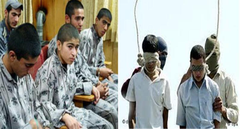 Iran : l'Europe qui commerce avec la dictature islamiste ferme les yeux sur les exécutions d'enfants, les amputations et les flagellations