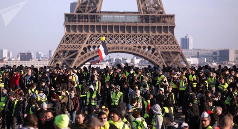 «Agir ou partir»: les Gilets jaunes lancent un «ultimatum» à Macron en vue de l'acte 18