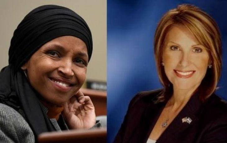 Les chrétiens évangéliques accusent l'élue antisémite Ilhan Omar d'avoir «hypnotisé le Congrès» et d'être liée aux Frères Musulmans