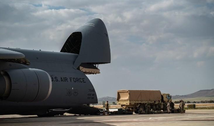 Les Etats-Unis déploient le système avancé de défense antimissile THAAD en Israël (Vidéo)