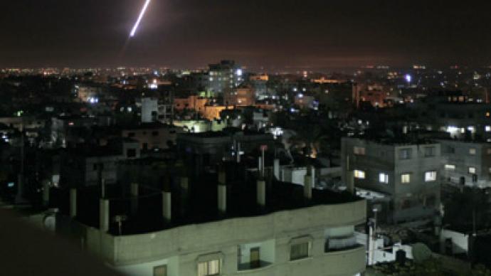 [BREAKING NEWS] Un missile est intercepté ce soir à 20 h 30 au dessus de Tel Aviv