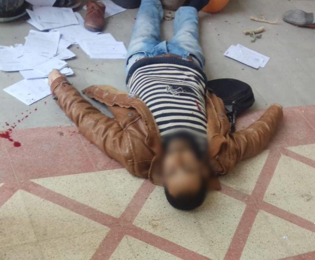 Un islamonazi palestinien abattu alors qu'il tentait de poignarder des israéliens