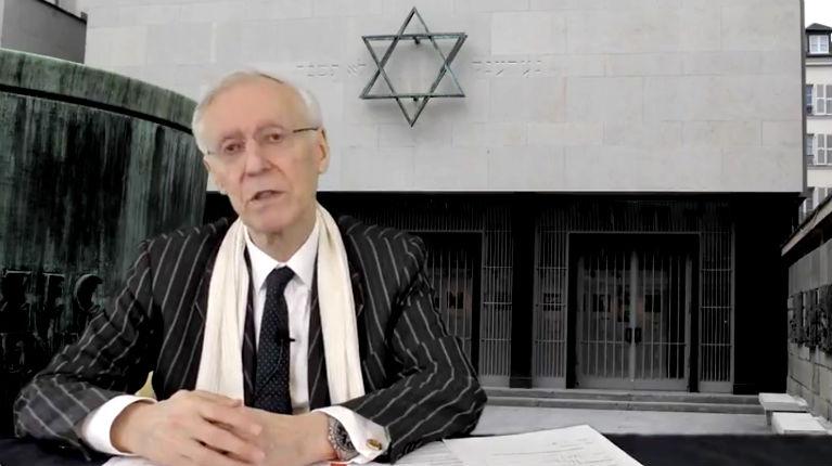 L'antisémite Henry de Lesquen, condamné à un stage au mémorial de la Shoah, diffuse une nouvelle vidéo antisémite