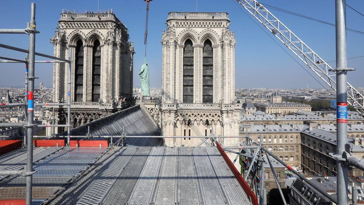 Déjà 700 millions d'euros de dons pour reconstruire Notre Dame de Paris