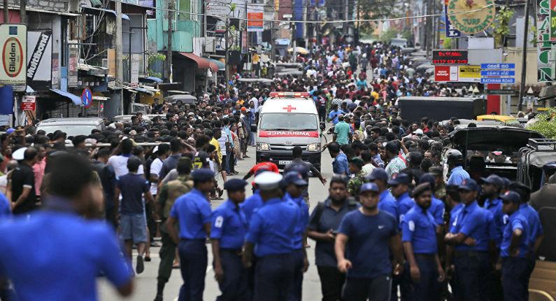 Une huitième bombe explose à Colombo au Sri Lanka. Bilan provisoire : 180 morts et plus de 360 blessés (Vidéo)
