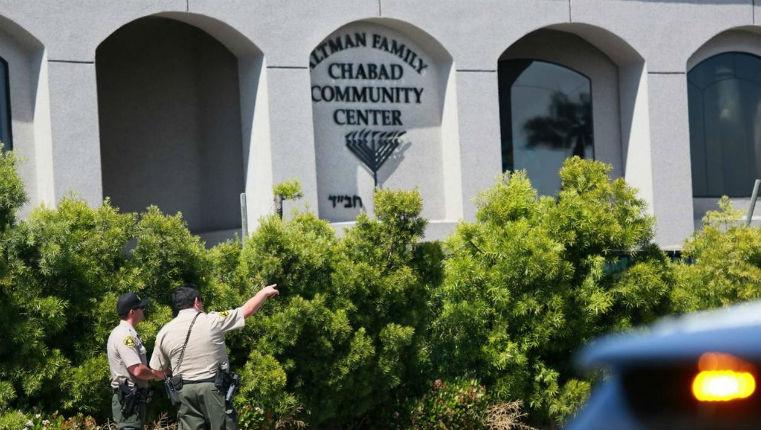 Fusillade antisémite à San Diego: le tueur voulait tuer des Juifs. Un mort et trois blessés. Trump condamne «un crime motivé par la haine» (Vidéo)