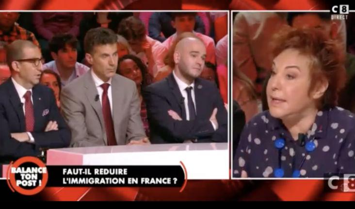 Immigration : La harpie anti-israélienne Esther Benbassa, EELV « On peut revitaliser nos villages vides avec les demandeurs d'asile » (Vidéo)