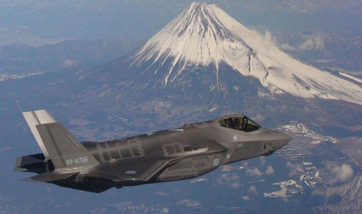 Course-poursuite en mer du Japon entre Américains, Russes et Chinois pour récupérer l'épave d'un chasseur F-35