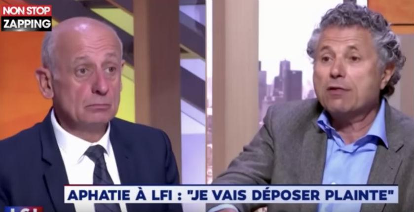 Goldnadel clashe Aphatie «Vous êtes une caricature de journaliste» (Vidéo)