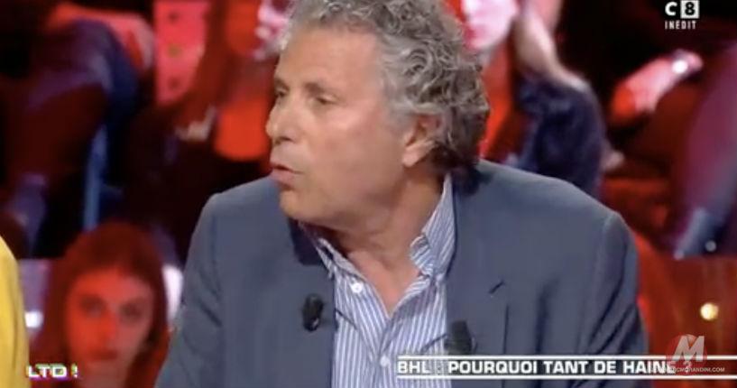 Goldnadel clashe BHL à propos des Français: «Vous en faites des Dupont Lajoie racistes en les traitant de franchouillard et cocardiers avec un béret et la bourrée» (Vidéo)