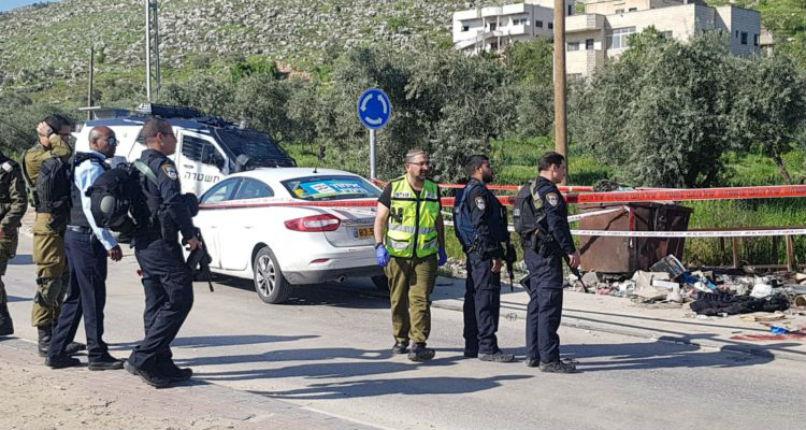 Judée Samarie: Un père israélien abat un terroriste qui tentait de poignarder sa fille adolescente