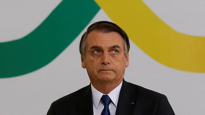 Brésil : Jair Bolsonaro estime qu'on peut pardonner l'Holocauste mais pas l'oublier