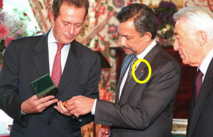 Le sultan du Brunei, qui a instauré la charia, est grand-croix de la Légion d'honneur, la plus grande distinction de France