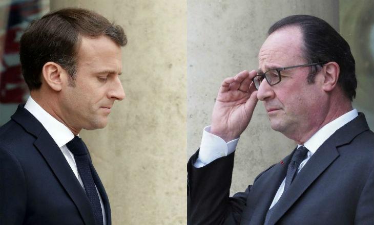 Face à Notre-Dame, Macron réagit comme Hollande. Et ce n'est pas bon signe pour lui…