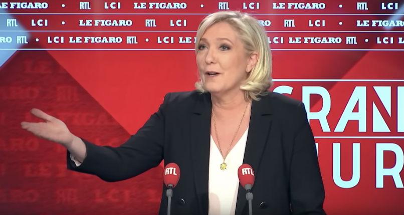 Marine Le Pen : «Les migrants, c'est comme les éoliennes, tout le monde est d'accord pour qu'il y ait des migrants, mais personne ne veut que ce soit à coté de chez lui» (Vidéo)