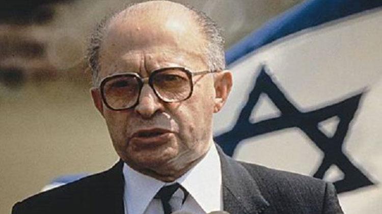 Ce que disait Menahem Begin aux juifs victimes de violence et aux israeliens