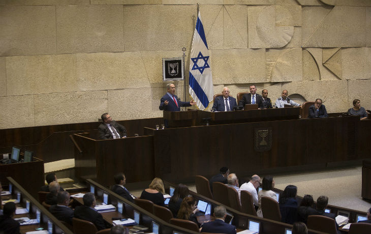 Benyamin Netanyahou obtient le soutien de 65 députés pour former un gouvernement contre 45 pour Gantz