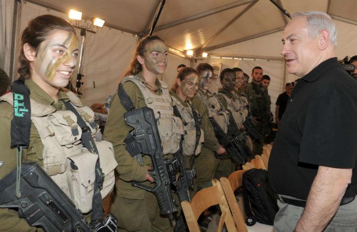 Netanyahu: «Toutes les options, y compris entrer et conquérir Gaza, sont sur la table mais c'est la dernière option»