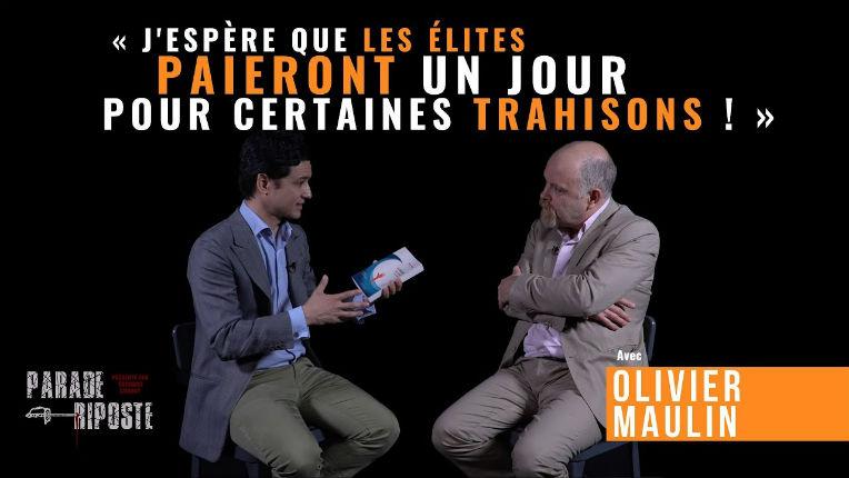 Entretien choc avec l'auteur de «Le populisme ou la mort» : «J'espère que les élites paieront un jour pour certaines trahisons !» (Vidéo)