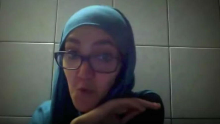 Belgique: Sihame Haddioui, élue écolo Schaerbeek, fait une quenelle antisémite (Vidéo)