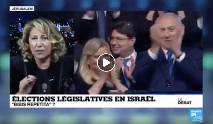 Tamar Abessira «La Cisjordanie ça n'existe pas. Ça s'appelle la Judée-Samarie depuis 2000 ans» (Vidéo)