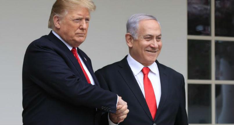 Trump félicite Netanyahou; Gantz concède officiellement sa défaite