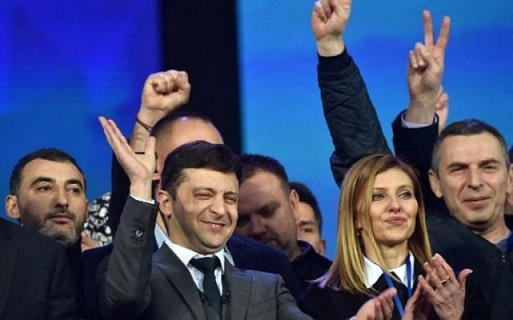 Un leader de la communauté juive «L'Ukraine est le seul pays au monde, à part Israël, où le président et le Premier ministre sont juifs»