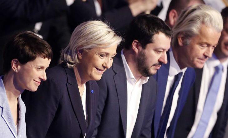 L'alliance des partis souverainistes européens pourrait peser sur le Parlement