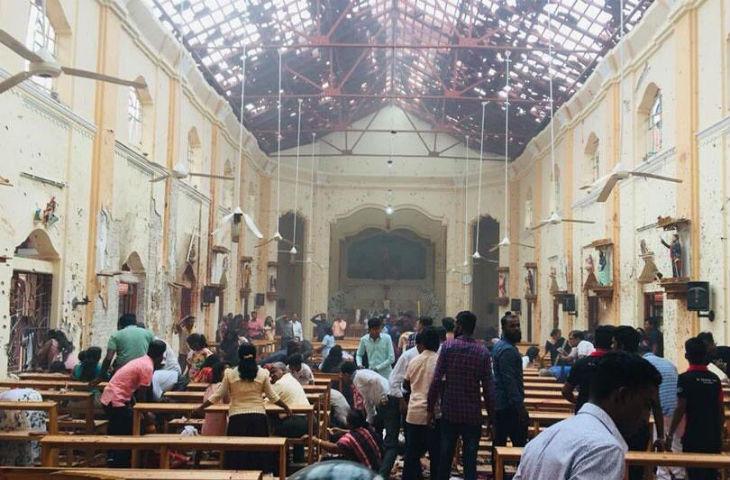 Attentats à la bombe visant les Chrétiens dans des églises et hôtels au Sri Lanka : plus de 180 morts et au moins 300 blessés (Vidéos)