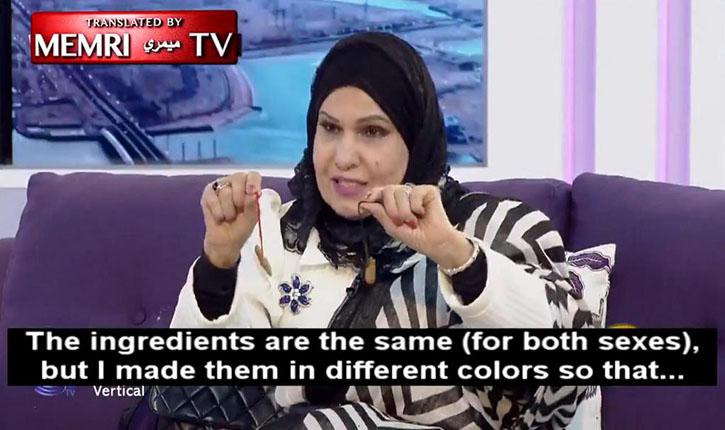 [Vidéo] Une chercheuse Koweitienne explique avoir inventé des suppositoires pour guérir les désirs des homosexuels