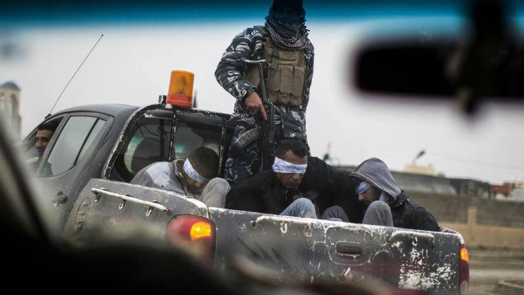 Syrie : des cadres français de Daech impliqués dans une mutinerie dans une prison de haute-sécurité. Et certains veulent les rapatrier ?