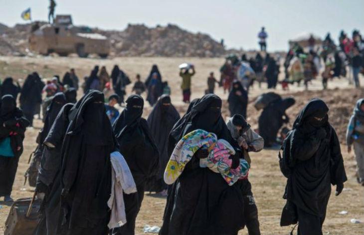 Deux djihadistes assignent l'État en justice : « Elles exigent leur rapatriement en France avec leurs six enfants »