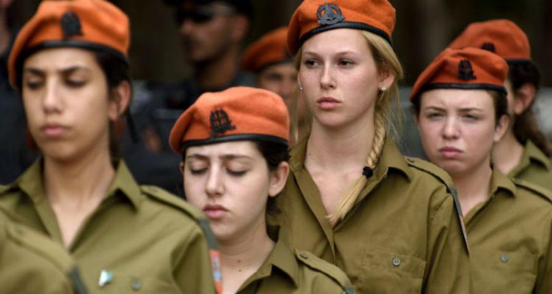 Malgré les menaces, une jeune musulmane s'engage dans le bataillon d'infanterie de Tsahal «Si nous ne combattons pas ensemble, Arabes et Juifs, nous n'aurons pas de pays»