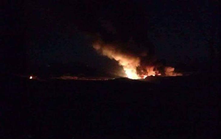 Des soldats iraniens tués lors d'une frappe aérienne israélienne sur une fabrique de missile selon les médias syriens