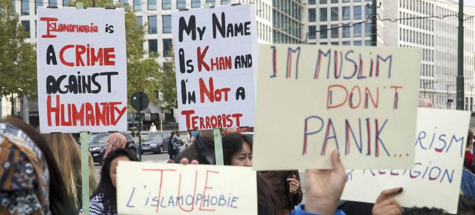 L'islamophobie est une arme d'intimidation pour dissuader d'observer la réalité